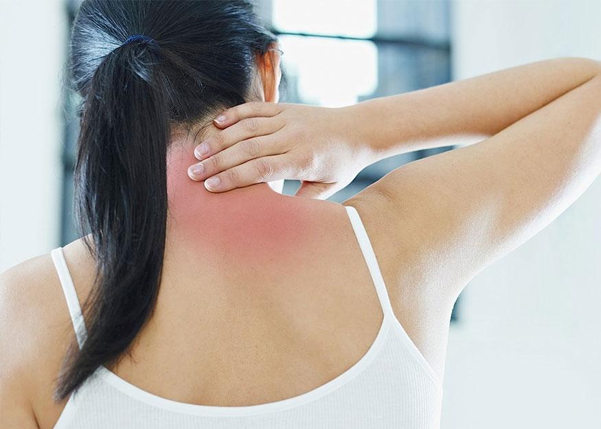 Was tun bei Nackenschmerzen?