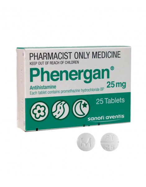 Phenergan Generika (Promethazin)